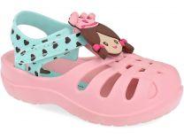 Детские сандалии Rider 81948-23616   (розовый/зеленый)