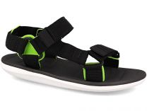 Sandals Rider Rx Ad 82137-22157 Sandal (green/black)