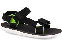 Босоножки Rider Rx Sandal Ad 82137-22157 унисекс   (зеленый/чёрный)
