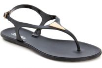 Bata womens sandals Black 679