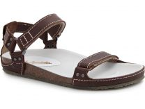 Ортопедическая обувь Las Espadrillas 07-0276-004 унисекс   (бежевый/коричневый)