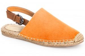 Чоловічі сандалі Las Espadrillas 110-00SD помаранчеві