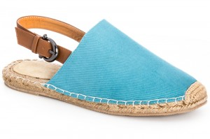 Men's sandals Las Espadrillas 110-43SD Blue