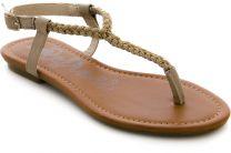 Женская пляжная обувь Refresh 60064-1   (бежевый)