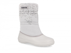 Summer boots Forester 1428-37 Grey insulated Snow