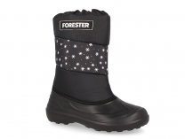 Boots Forester Snow 1624-2713  Black nylon