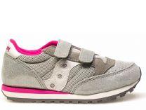 Спортивная обувь Saucony Girls Jazz Double Hl Sc56278 унисекс   (розовый/серый)