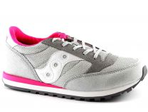 Кроссовки Saucony SY55556  (розовый/серый)