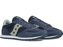 Мужские кроссовки Saucony Jazz Low Pro S2866-229   (тёмно-синий)