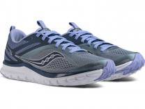 Кроссовки Saucony Liteform Miles s30007-2  (фиолетовый/синий/серый)