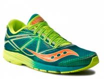 Текстильная обувь Saucony S29028-2 унисекс   (салатовый/зеленый)
