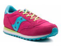 Кроссовки Saucony SY55999  (голубой/розовый)