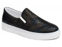 Текстильная обувь Las Espadrillas 6405-27 унисекс   (чёрный)