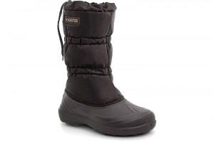 Резиновая утепленная обувь Forester 2998 Коричневые