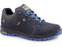 Мужские полуботинки Grisport Vibram 12907N107G Made in Italy (тёмно-синий)