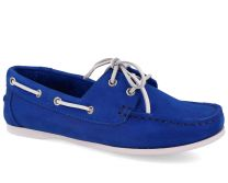 Мокасины Forester 6555-4013  (синий)