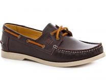The Forester Boat shoes 5037-45 (brown)