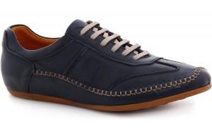Туфлі Las Espadrillas 609-89 Шкіряні