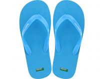 Flip flops summer 601-1 Benetton light blue