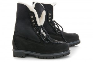 Winter boots with fur Forester 50919-223005