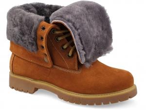Зимові черевики на хутрі Forester 50919-74