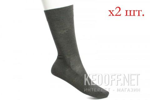 Носки Mexx 476025 унисекс тмно-серыйсерый