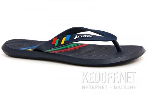 Мужские вьетнамки Rider R1 Olympics 81530-21724 Made in Brazil фото
