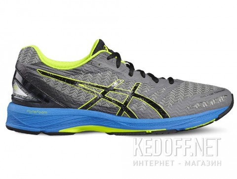 Комфорт Asics Gel-Ds Trainer 22 T720n-9790 унисекс голубойсерый