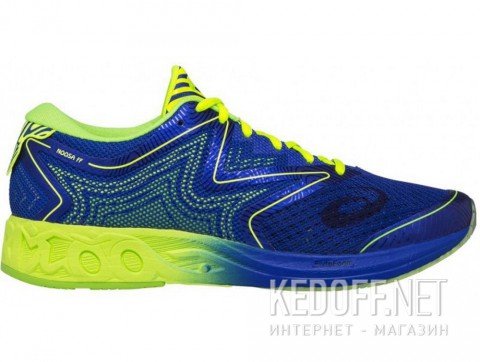Мужские комфорт Asics Noosa Ff T722n-4507 multi-color