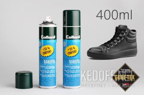 Защитный спрей Collonil NanoPro 400ml бесцветный 1683 фото