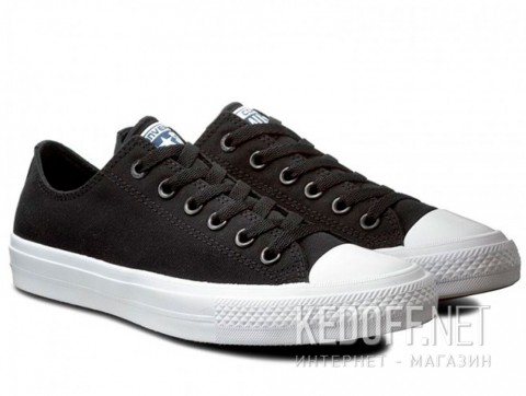 Кеды Converse Chuck Taylor All Star II Ox 150149C унисекс чрный