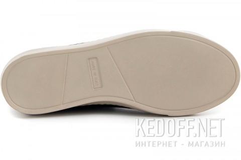 Кожаные кеды Forester Leather Hi с мембраной 132125-891 Mb Кожаные + обычные шнурки фото