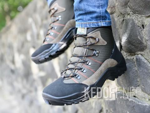Ботинки Forester Tex 3604-193 унисекс хакичрный