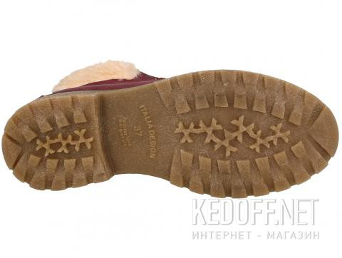 Женские ботинки Forester 8633-48