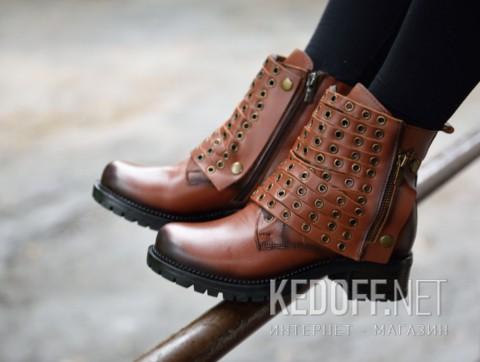 Женские ботинки Forester AA1453103-45