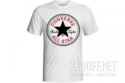 Женская футболка Converse 123-102 фото