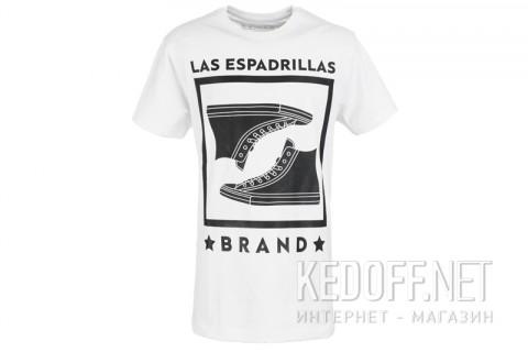 Футболка Las Espadrillas Brand 46530-F255 фото