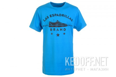 Футболка Las Espadrillas Brand2016 46531-C450 фото