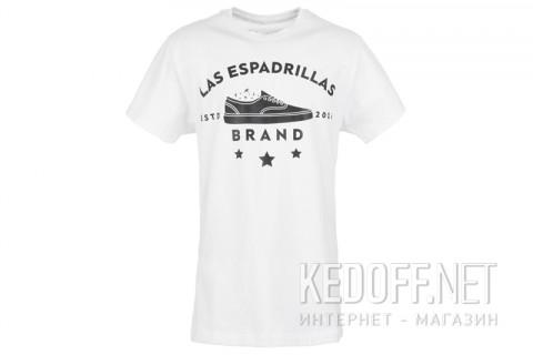 Футболка Las Espadrillas Brand2016 46531-F255 фото