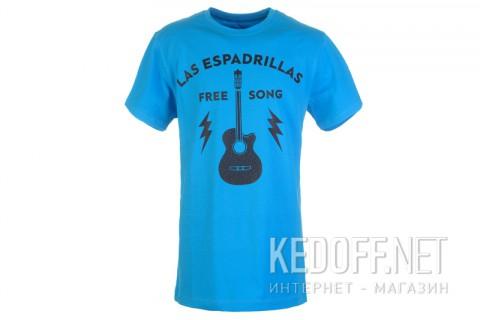 Футболка Las Espadrillas Free Song 46532-C450 фото