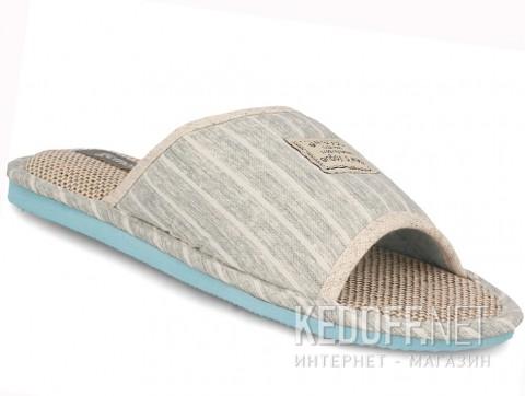 Шлепанцы Gemelli 1601219-37 унисекс серый
