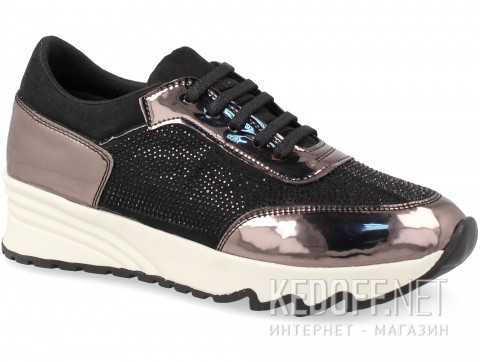 Женские кроссовки Forester Sneaker Low 4020-27 фото