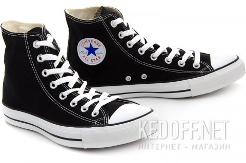 Кеды Converse Chuck Taylor All Star Hi M9160 унисекс чрный