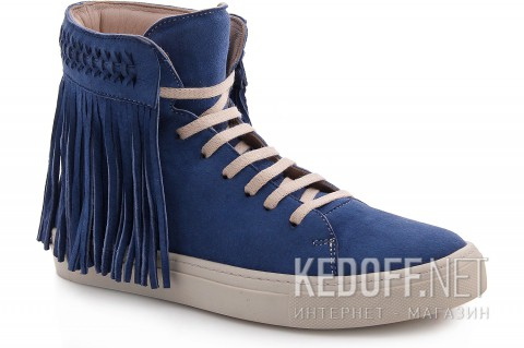 Кеды Las Espadrillas Denim Hippies 657128-40 фото