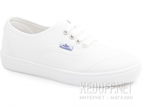 Кеды Las Espadrillas Authentic White 8214-7652 Motion Foam фото