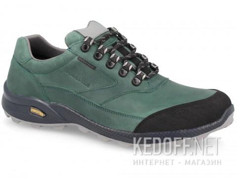 Кожаные кроссовки Forester Waterproof Trek 1553001-22 фото