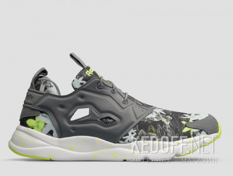 Мужская спортивная обувь Reebok Furylite V69506 серый