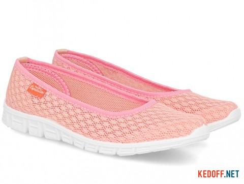 Балетки Las Espadrillas 32636-34 (Рожевий) в магазині взуття Kedoff.net -  24856 fc914cf3a00c1