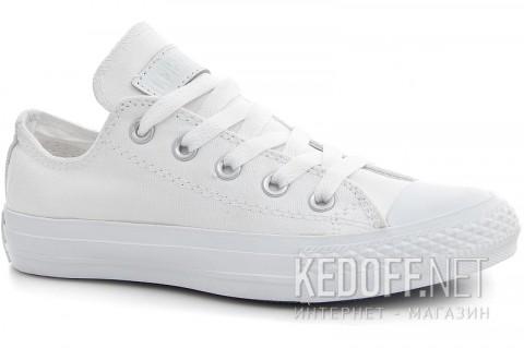 Белые кеды Las Espadrillas Mono White Low Le38-116828 Кожаные шнурки + обычные шнурки фото