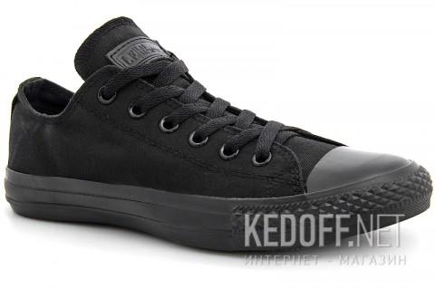 Кеды Las Espadrillas Mono Black Low Le38-5039 Кожаные шнурки+ обычные шнурки  фото
